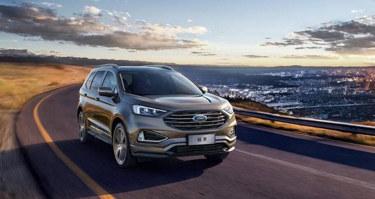 福特锐界新车型正式上市 24.68万元起售