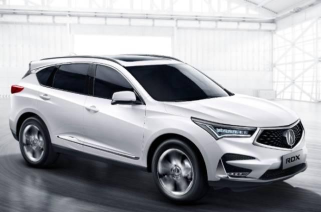 全新讴歌RDX 质量与性能并存 一款你难以拒绝的舒适型SUV