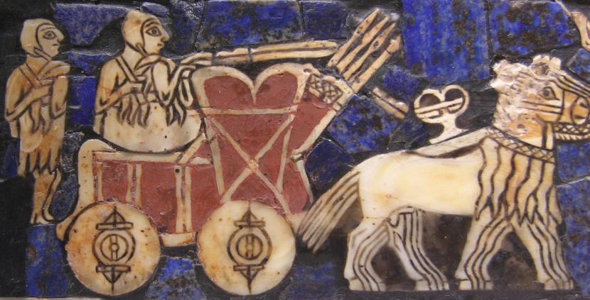 为了让出行更美好,人类从2200多年前就开始绞尽了脑汁