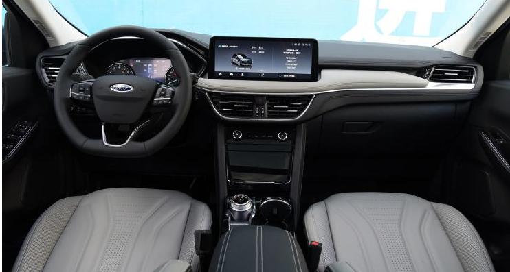 新款福特锐际新增入门版车型,16