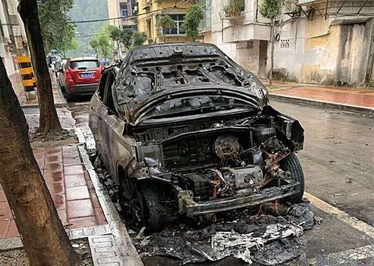 威马汽车承认电池存在隐患,电动车安全问题严重吗?