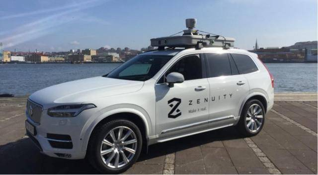 沃尔沃加速转型,成立自动驾驶软件开发公司