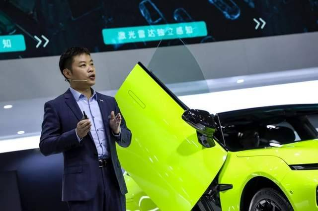 最闪亮的绿+百万跑车才有的剪刀门,小鹏这次要起飞?