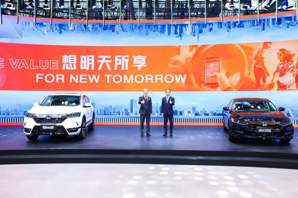 侠眼看广州车展:当有人还在苦苦挣扎,广汽本田已规划未来十年