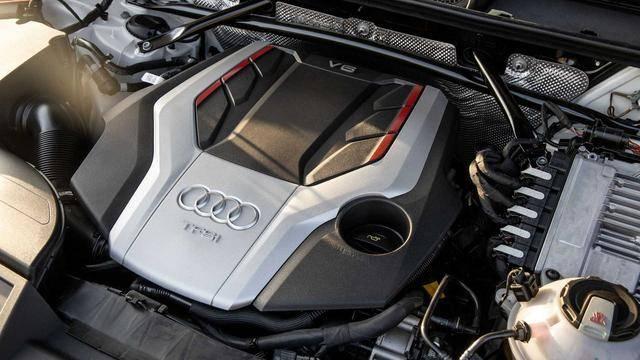 新款奥迪Q5高性能版,3.0T+V6引擎,海外售价约35万元