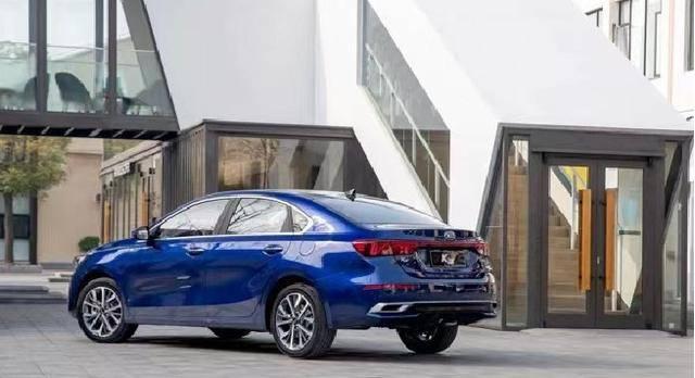 11万起售,5L油跑百公里,新款K3能否奏响复兴的号角?