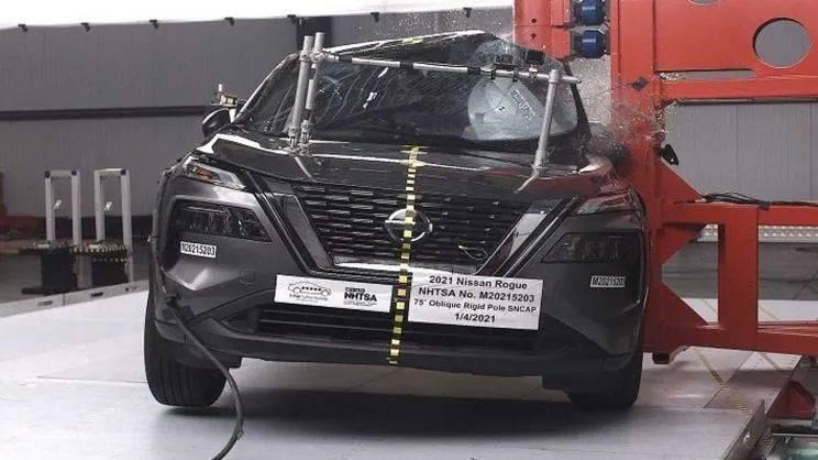还没国产就出问题,新奇骏副驾安全带不起作用?碰撞测试仅得2星
