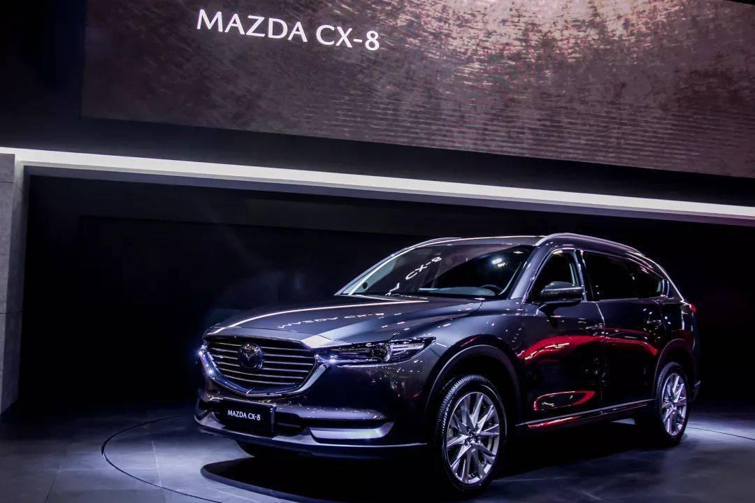 """长安马自达""""新驾享主义大7座SUV""""Mazda CX-8正式亮相并公布预售价格"""