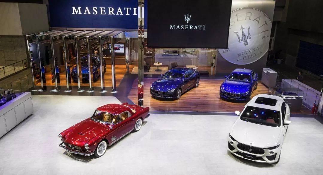 玛莎拉蒂全新高性能SUV Levante GTS于中国首发