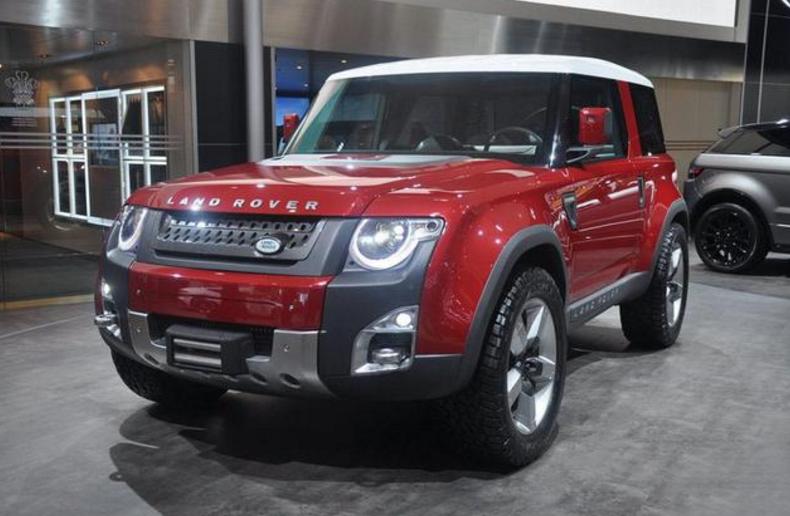 面对当今SUV在汽车市场的火热需求 路虎也尝试推出了一款小型SUV产品
