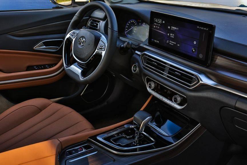 轿车仍然是自主品牌难以突破的细分市场 尤其是B级车市场