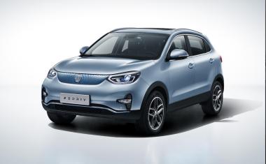 国机智骏汽车四款车型图片曝光 将亮相2019上海国际车展