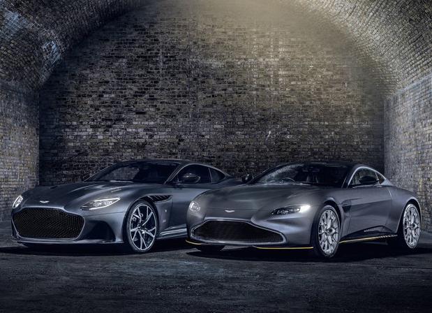007既视感!阿斯顿马丁推出两款特别版车型